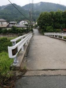 宝泉寺へ向かう途中の道(1)