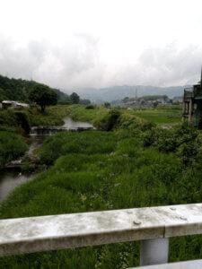 宝泉寺へ向かう途中の道(2)